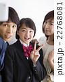 家族写真の撮影 22768081