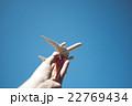 飛行機 22769434