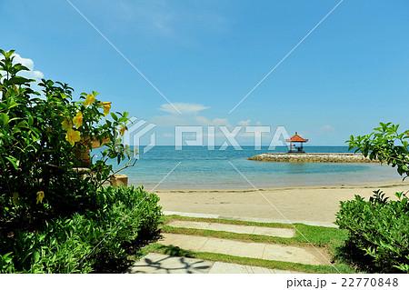 バリ島ヌサドゥアビーチ 22770848