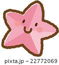 ヒトデ(ピンク) 22772069