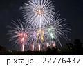 花火と夜景 22776437