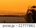 東京湾アクアライン 橋 高速道路の写真 22777861