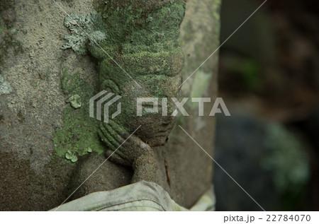 京都 醍醐寺(下醍醐) 石仏 22784070