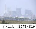 荒川河川敷から見たさいたま新都心 22784819