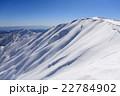 南屏風岳 22784902
