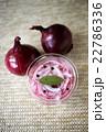 紫玉ねぎのピクルス 22786336