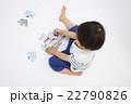 男の子 子供 幼児の写真 22790826