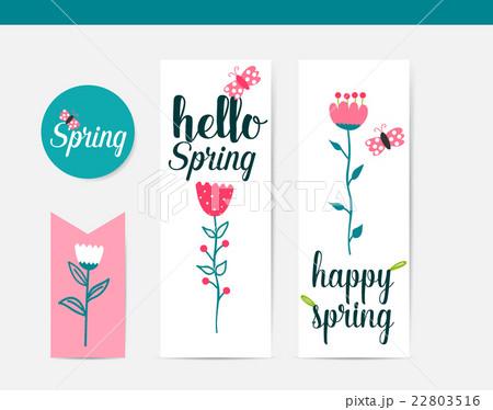 Colorful Abstract Flower Background. Summer Design. Vector illustration.のイラスト素材 [22803516] - PIXTA