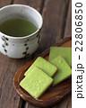 抹茶ラングドシャ 22806850