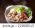 鶏鍋 22808515