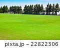 牧草地 高原 草原の写真 22822306