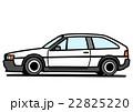 自動車 車 乗り物のイラスト 22825220