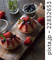 苺のタルトケーキ 22832653