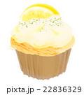 カップケーキ ケーキ マフィンのイラスト 22836329