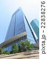 高層ビル 虎ノ門ヒルズ ビルの写真 22838276