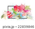 デザイン 柄 水彩画のイラスト 22839846