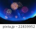 花火と星空 22839952