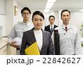 女性 ビジネスウーマン 建設会社の写真 22842627