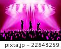 アイドルダンス_サイリウム 22843259
