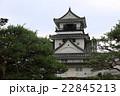 新緑の高知城 22845213