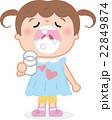 子供の夏風邪予防 22849874