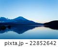富士 富士山 夕方の写真 22852642