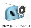 ラジオ 電化製品 家電製品のイラスト 22854564