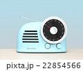 ラジオ 電化製品 家電製品のイラスト 22854566