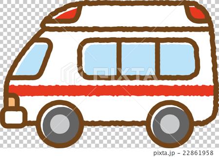 救急車 22861958