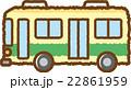 バス(黄色) 22861959