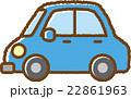 車 自動車 乗り物のイラスト 22861963