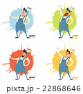 Set of painters 22868646