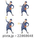 Set of postmans 22868648