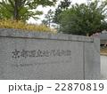 京都国立近代美術館 看板 22870819
