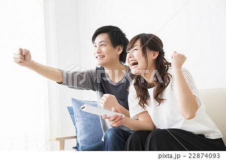 若いカップル 22874093