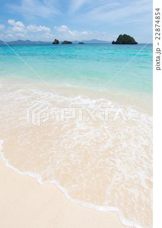 沖縄のビーチ・山入端の浜 22874854