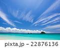 沖縄のビーチ・山入端の浜 22876136