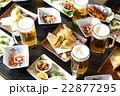 居酒屋 ビール 生ビールの写真 22877295