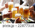 生ビールで乾杯 22877318