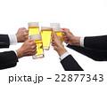 生ビールで乾杯 22877343
