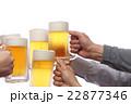 生ビールで乾杯 22877346