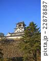 現存天守の高知城 高知県 高知市 22878887
