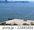 神戸港 港 海の写真 22885804