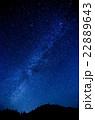 星空 天山 縦 22889643
