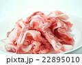 豚肉 スライス 22895010