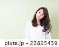 若い女性 22895439