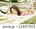 リゾート 休日 22897953