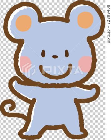 深灰色 老鼠 鼠標 22899408