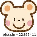 ネズミ(白) 22899411