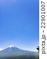 富士山 世界文化遺産 初夏の写真 22901007